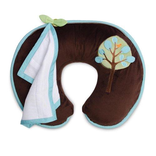 Boppy Heirloom Pillow with Free Burpcloth