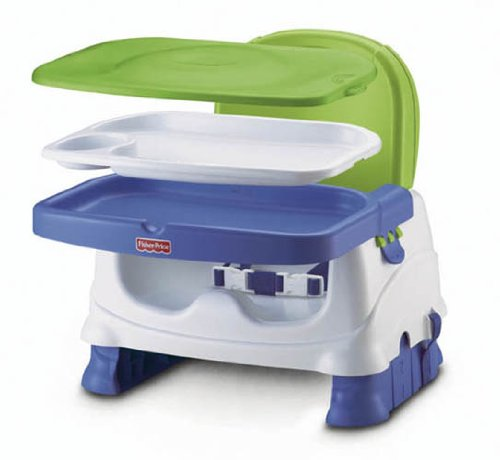 Fisher-Price Healthy Care Deluxe Booster Seat