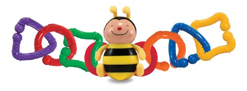 Melissa & Doug K's Kids Linking Bee Toy