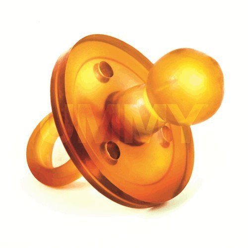 The UMMY: BPA-free 100% Natural Rubber Pacifier