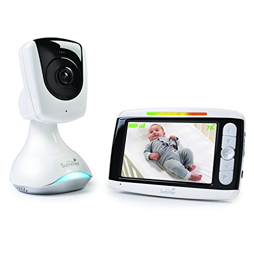 Summer Infant Sharp Sight HD Video Baby Monitor