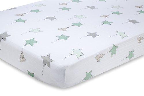 aden + anais Muslin Crib Sheets