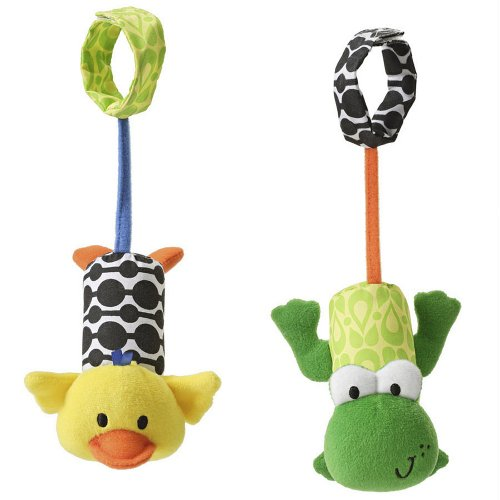 Infantino Tag Along Chimes