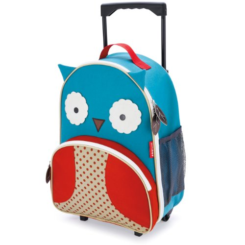 Skip Hop Zoo Little Kid Luggage
