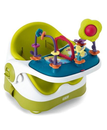 Mamas & Papas Baby Bud 3 Stage Booster Seat with Activity Tray