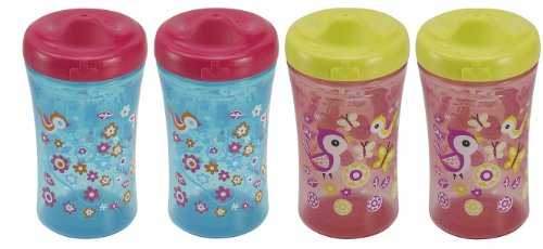 NUK Gerber Graduates Advance Hard Spout Sippy Cups