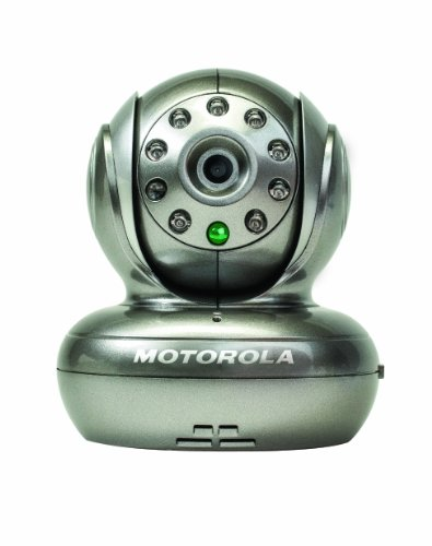 Motorola Blink1 Wi-Fi Video Camera for Remote Viewing with iPhone & Android