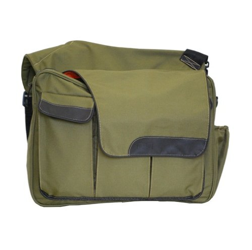 Diaper Dude Messenger Diaper Bag