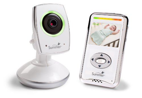 Summer Infant Baby Zoom Wi-Fi Video Monitor and Internet Viewing System