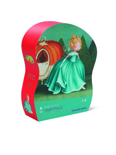 Fairytale Deluxe Shaped Box Floor 36 Piece Puzzle