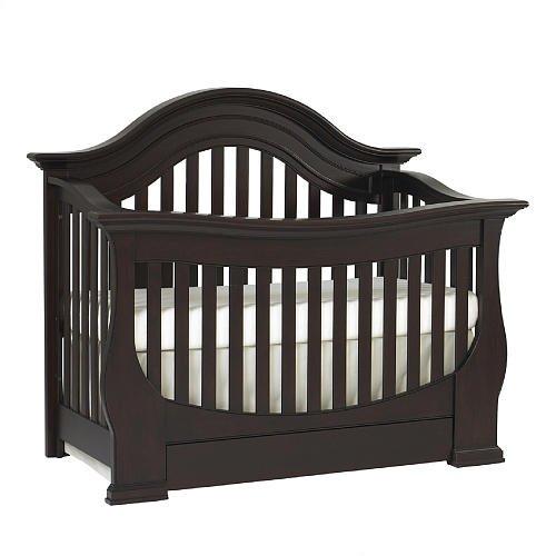 Baby Cache Monaco Lifetime Convertible Crib