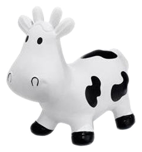 Trumpette Howdy Bouncy Rubber Cow