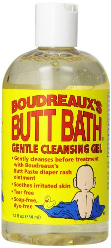 Boudreaux's Butt Paste Baby Bath