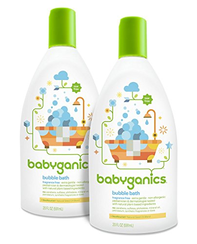 Babyganics Baby Bubble Bath