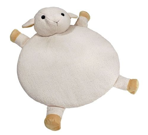 Sleep Sheep Snug Rug Plush Belly Mat