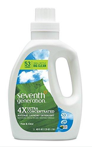Seventh Generation Liquid Laundry