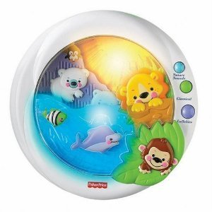 Fisher-Price Precious Planet Melodies and Motion Soother