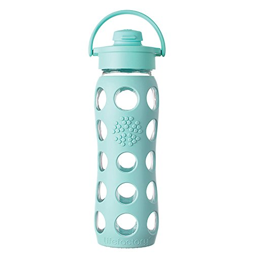 Lifefactory Glass Beverage Bottle