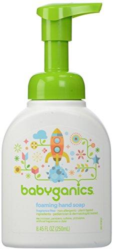 BabyGanics Fine and Handy Foaming Hand Soap