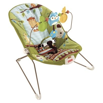 Fisher-Price Forest Fun Baby Bouncer