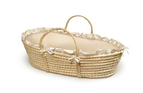 Badger Basket Baby Moses Basket