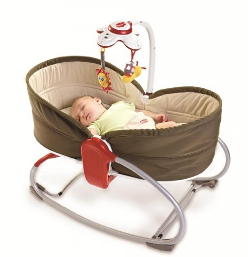 Tiny Love Safe And Comfy Rocker