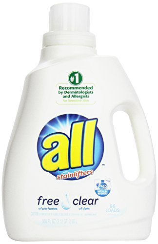 All 2x Free & Clear Detergent