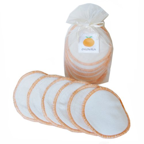 Satsuma Designs Organic Washable Nursing Pads