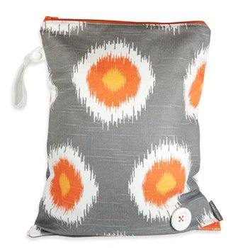 Logan + Lenora Wet Bag for Cloth Diapers