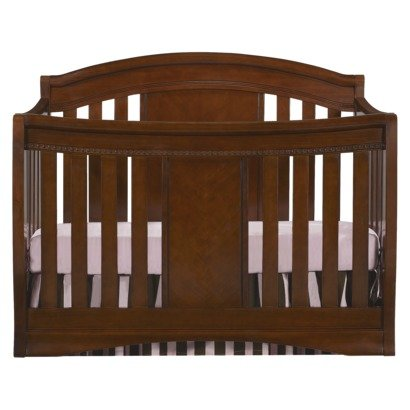 Simmons Kids Slumber Time Elite 4-in-1 Convertible Kids Crib