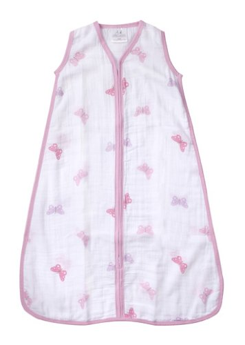 aden + anais muslin sleeping bag