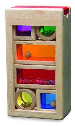 Wonderworld Rainbow Sound Blocks