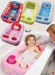 Sesame Street Inflatable Bathtub
