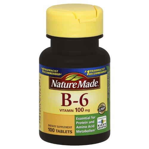 Nature Made Vitamin B-6