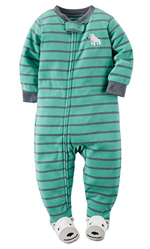 Carter's Fleece Footed Sleeper Pajamas