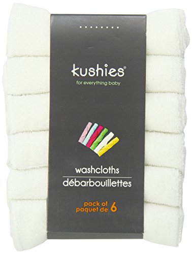 Kushies Wash Cloth Set