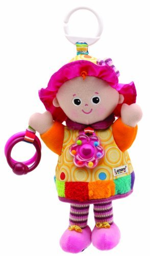 Lamaze Play & Grow- My Friend Emily Take Along Toy