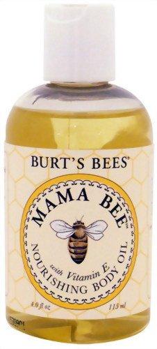 Burt's Bees Mama Bee Body Oil with Vitamin E