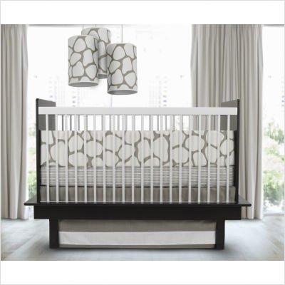Oilo Cobblestone Standard Crib Set