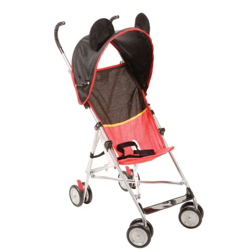Disney Mickey 3D Umbrella Stroller with Canopy