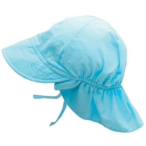 Amazon.com: i play Baby Girls' Solid Flap Sun Hat (Baby): Clothing