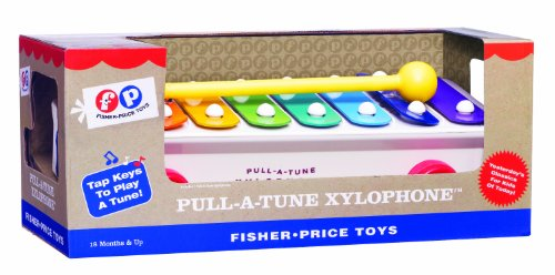 Fisher-Price Classic Pull A Tune Xylophone
