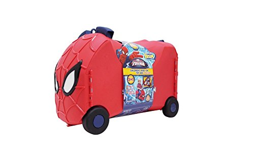 Spiderman Carry-on Suitcase
