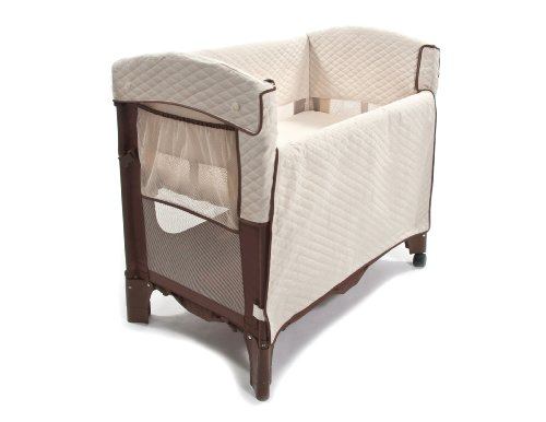 Arm's Reach Concepts Mini Convertible Arc Co-Sleeper Bedside Bassinet