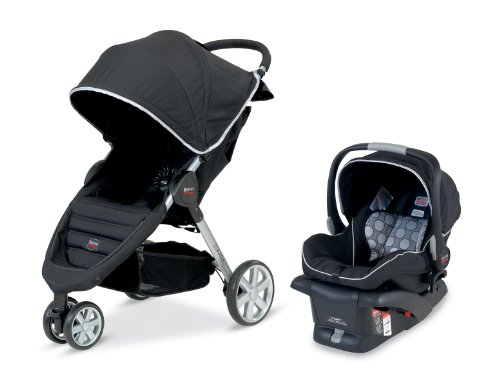 Britax B-Agile & B-Safe Travel System 2012