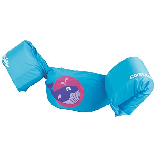 Stearns Puddle Jumper Basic Life Jacket, Whale, 30-50 lbs