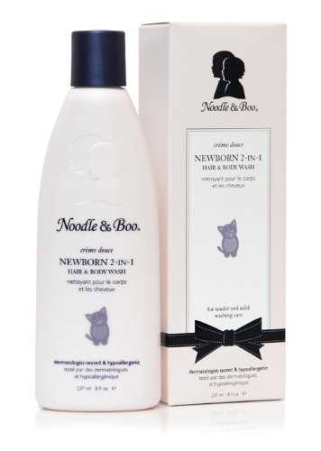 Noodle & Boo All About Baby Newborn 2-in-1 Hair & Body Wash