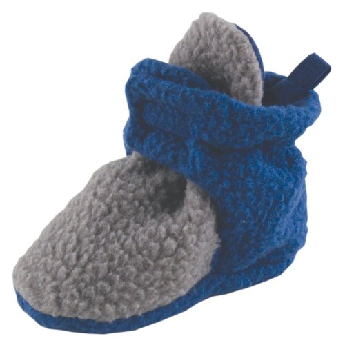 Scooties Fleece Booties by Luvable Friends