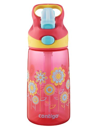 Contigo AUTOSPOUT Kids Striker Water Bottle
