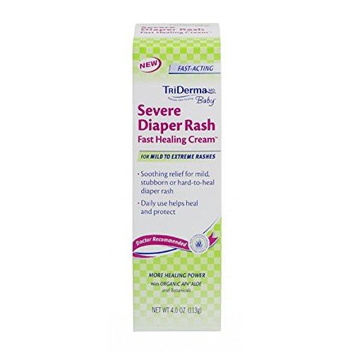TriDerma Severe & Stubborn Diaper Rash Fast Healing Cream